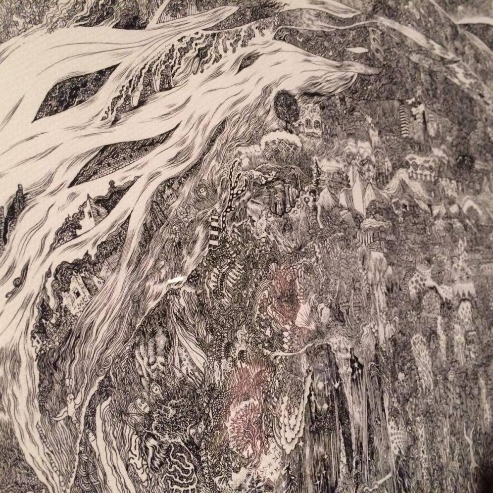 Mars Mold Detail